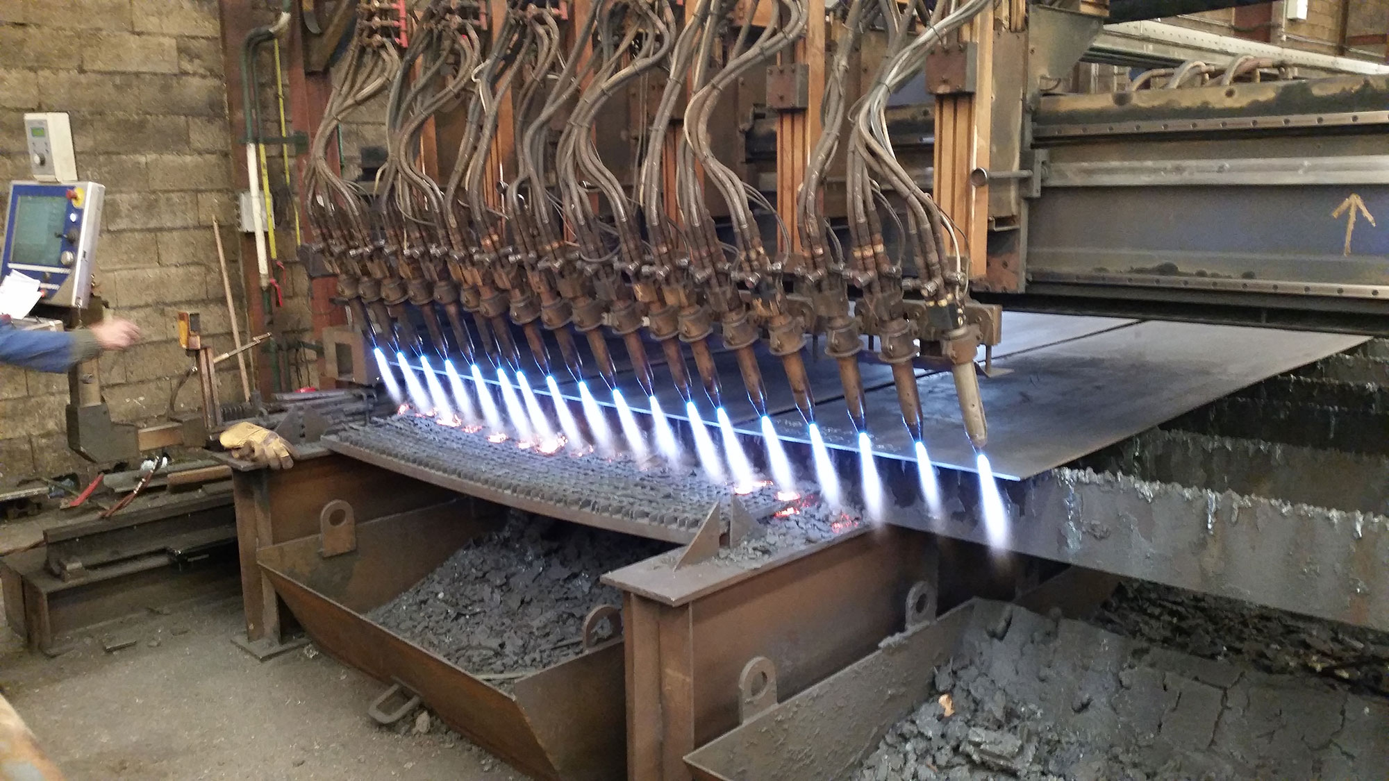 Oxycoupage 18 Torches